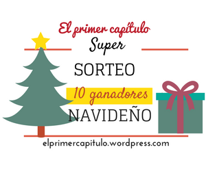 🎄🎁 SORTEO NAVIDEÑO | 10 GANADORES 📚